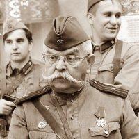солдат :: виктор омельчук