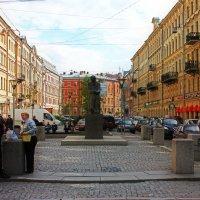 Памятник Достоевскому. :: Александр Лейкум