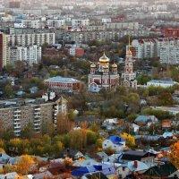 Городской пейзаж. :: Тамара Бучарская