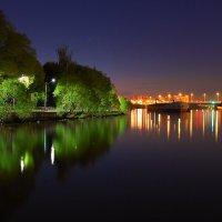 Набережная канала имени Москвы :: Anna Chernopyatova