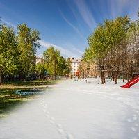 Зима-весна... :: Сергей Смоляков