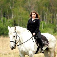 Фотосесии с лошадьми :: Кристина Щукина