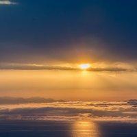 Небеса и море :: Natalia Fedina