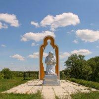 У святого источника... :: Александр Герасенков