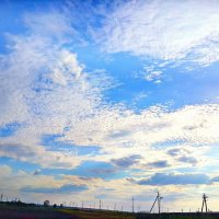 Вечернее небо! :: Михаил Столяров