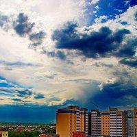 Перед дождём :: Арсений Корицкий