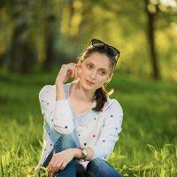 В парке :: Юра Викулин