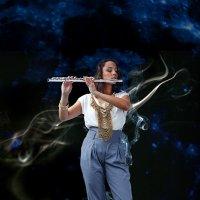 волшебная флейта :: Александр Новиков