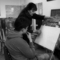 С преподавателем... :: Николай