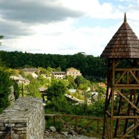 Вид на городские казармы. :: Николай Сидаш