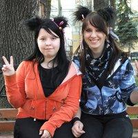 Девчата из Острогожска :: Генрих Сидоренко