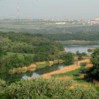 Вид на родной город :: Marina Timoveewa