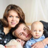 Анна и Владимир :: Сергей Максимов