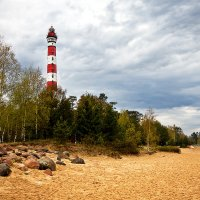 Осиновецкий маяк :: Андрей Андрющенко