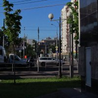Городское утро :: Илларион Алёхин