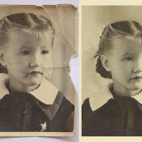 Люблю вдыхать новую жизнь в старые фотографии:) :: Дарья Казбанова