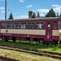 Старый вагон :: Ольга Маркова
