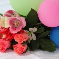 Вчера был праздник у меня :) :: Mariya laimite