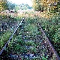 В ожидании поезда мечты :: Милагрос Экспосито