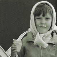 Любительница мороженого :: Ann Sh
