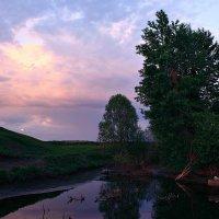 Рано утром на рассвете... :: Евгений Юрков