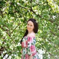 Весеннее настроение-4 :: Ирина Фёдорова
