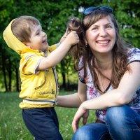 Моя мама - лучшая на свете !! :: nataliya korchma