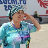 Вот это бабушка. :: Larisa Gavlovskaya