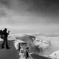 Снежка 1603 м. Чехия/Польша :: Татьяна Мюллер