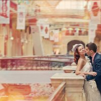 Дмитрий и Анна :: Фатми Снегирева