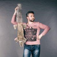 Автопортрет-2 или в Ледниковом периоде больше не будет белки!))) :: Алексей Поляков