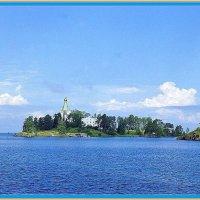 Остров Валаам :: Олег Чернов