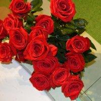 Розы :: Николай Гижицкий