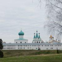 Александро-Свирский монастырь :: Наталья Левина