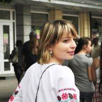 Полтавчанка... :: Наталья Костенко