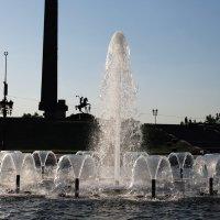 фонтан на Поклонной :: esadesign Егерев