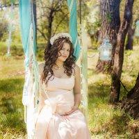 """Фотопроект """"Весна цвета мяты...счастье вкуса ванили..."""" :: Мария Дергунова"""