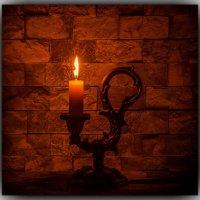 ...пока горит свеча... :: Александр Морозов