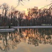 Апрельский закат :: Марат Макс