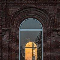 Новое окно в старом вокзале :: Константин Бобинский