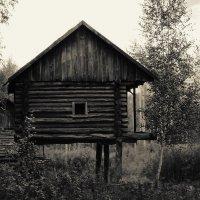 Деревянное зодчество :: Тимур ФотоНиКто Пакельщиков