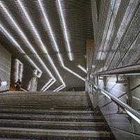 Геометрия подземного мира :: Алексей Соминский