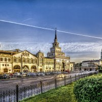 Казанский вокзал :: Игорь Иванов
