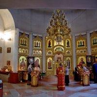в храме :: юрий иванов