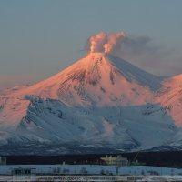 Авачинский вулкан, Камчатка :: Ivan Kozlov