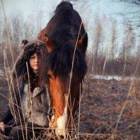 Олеся и Камелот :: Кристина Щукина