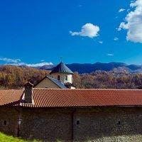 Monastery Moraca. Montenegro :: Anasta Petrova