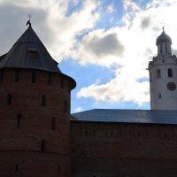 Я преклоню колени у стен Великого Кремля... :: Константин Жирнов