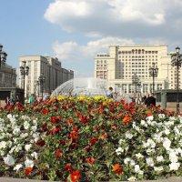 Москва парадная :: Людмила Быстрова