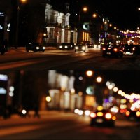 дороги в ночь :: liza marova
